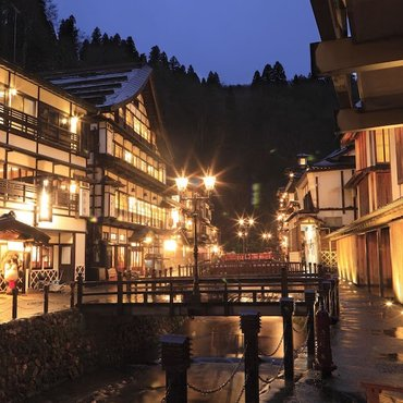 A Travel Guide To Ginzan Onsen's Ryokans