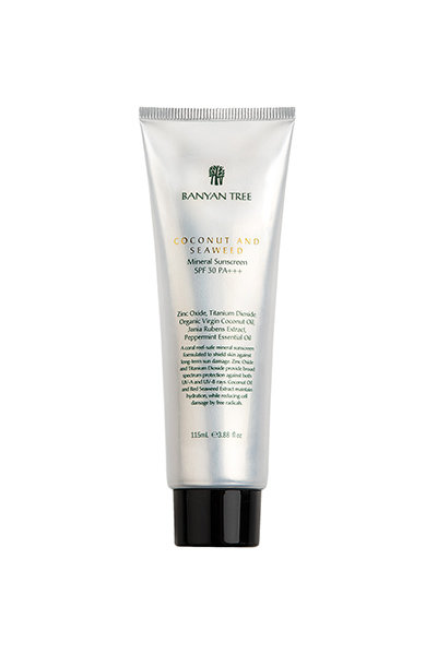 Banyan Tree Coconut & Seaweed Mineral Sunscreen