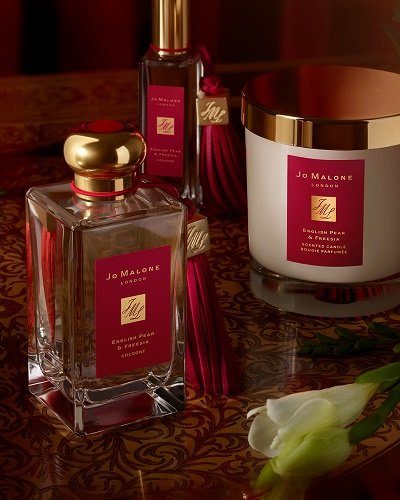 Jo Malone Chinese New Year English Pear & Freesia Limited Edition Collection