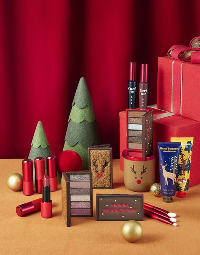 Etude House Rudolph, Coming to Town Collection