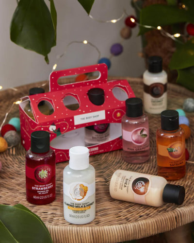 The Body Shop Refreshing Shower Gels Gift Box