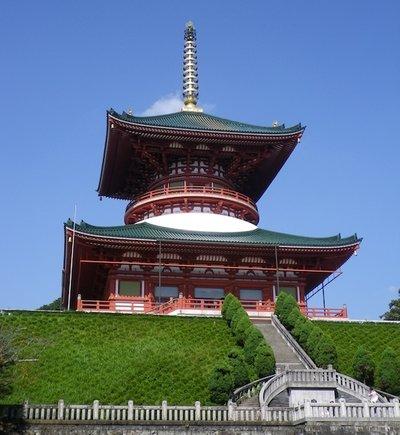 Facade Of Naritasan Shinshoji