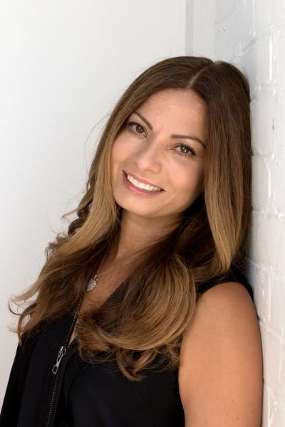 A photo of Nudestix founder, Jenny Frankel.