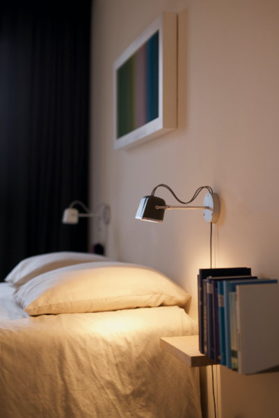 warmer lights bedroom relaxation welcome