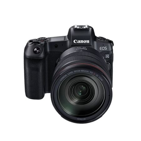Canon EOS R - best professional cameras