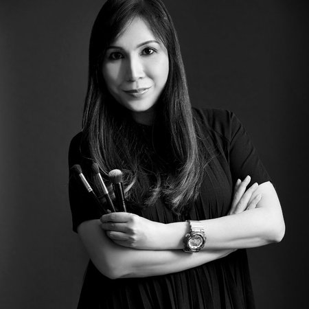 Award-winning makeup artist, Ginger Lynette Leong