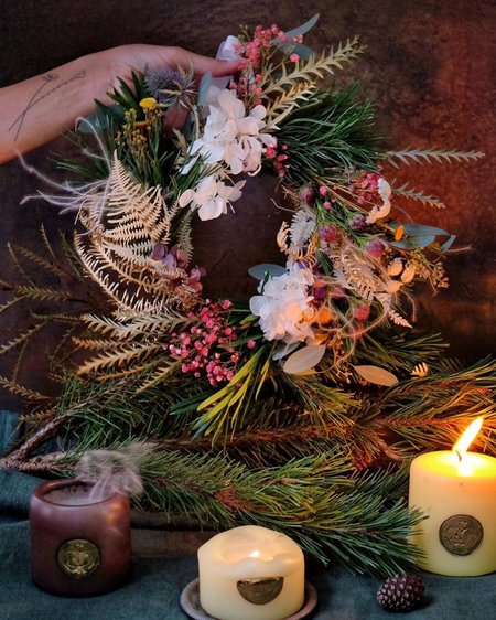 Santa Maria Novella Wreath Workshop