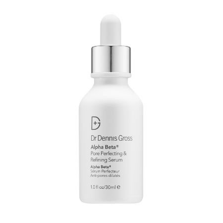 A product shot of the Dr. Dennis Gross Alpha Beta® Pore Perfecting & Refining Serum