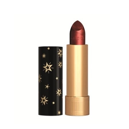 A product shot of the Gucci Rouge à Lèvres Gothique lipstick