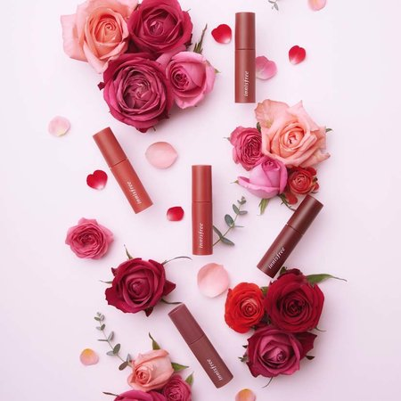 The Vivid Cotton Ink Crushed Rose Collection is great for lovers of lippies