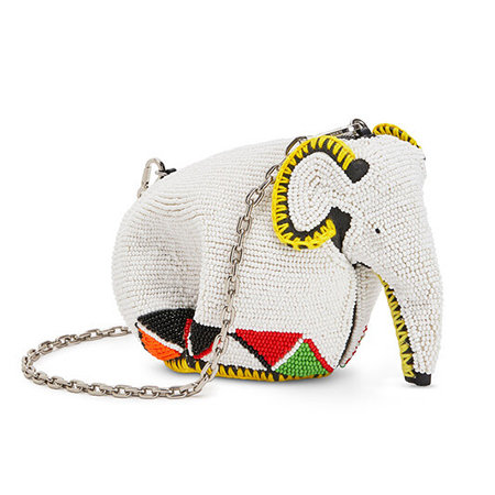 LOEWE x Knot On My Planet Elephant mini bag