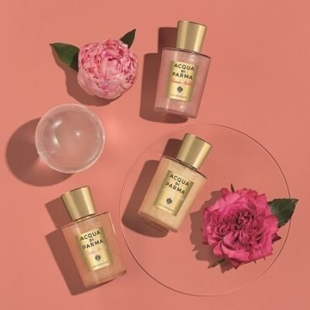 A photo of the Acqua di Parma Le Nobili Shimmering Oils