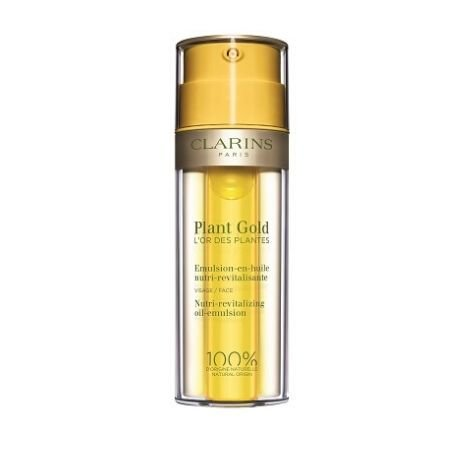 A photo of the Clarins Plant Gold - L'Or des Plantes