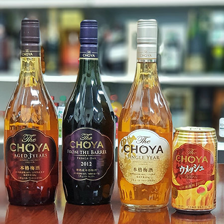 The CHOYA Products