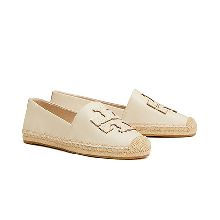 A pair of espadrille is only one of the great travel gift ideas for mom