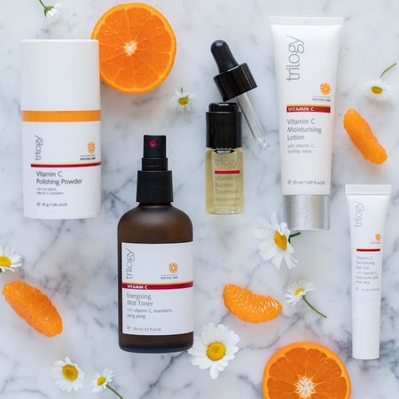 Trilogy Vitamin C products