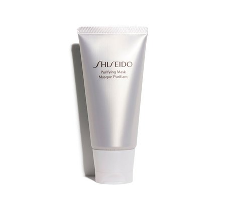 shiseido clay mask