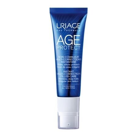 A product photo of the Uriage Age Protect Instant Multi-Correction Filler Care