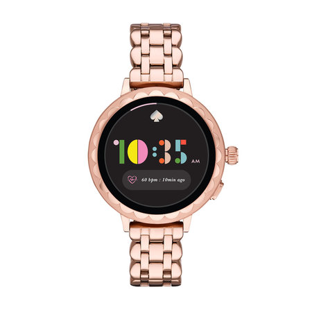 Kate Spade New York Scallop Smartwatch 2 in Rosegold