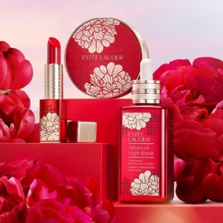 All the products in the Estée Lauder Limited Edition Lunar New Year Collection