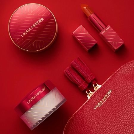 All the products in the Laura Mercier Lunar New Year Collection