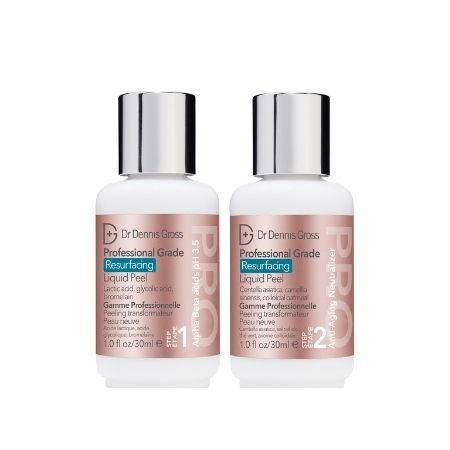 Dr. Dennis Gross Professional Grade Resurfacing Liquid Peel products