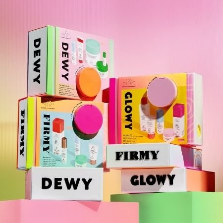 Drunk Elephant Holiday 2020 Collection has three skincare sets for their November 2020 beauty launches