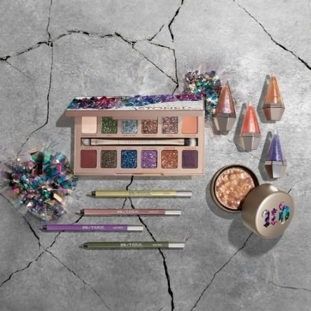 One of October 2020's beauty launches includes the Urban Decay Stoned Collection