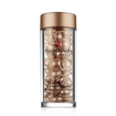 A product photo of the Elizabeth Arden Vitamin C Ceramide Capsules