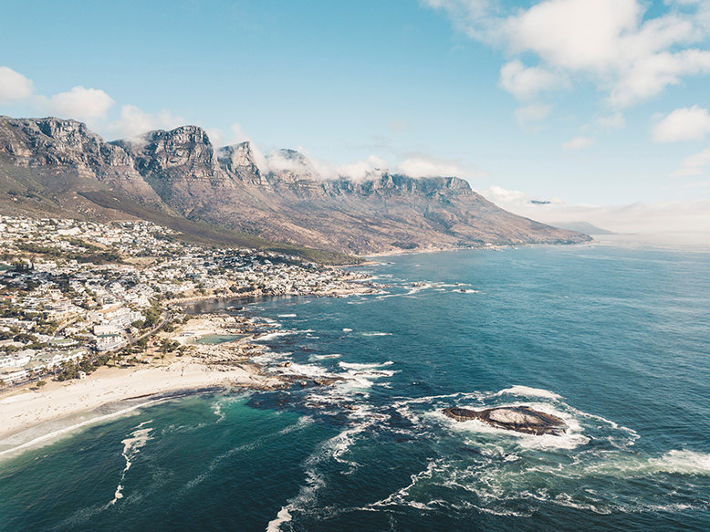 Cape Town, South Africa is one of the best honeymoon destinations in the world