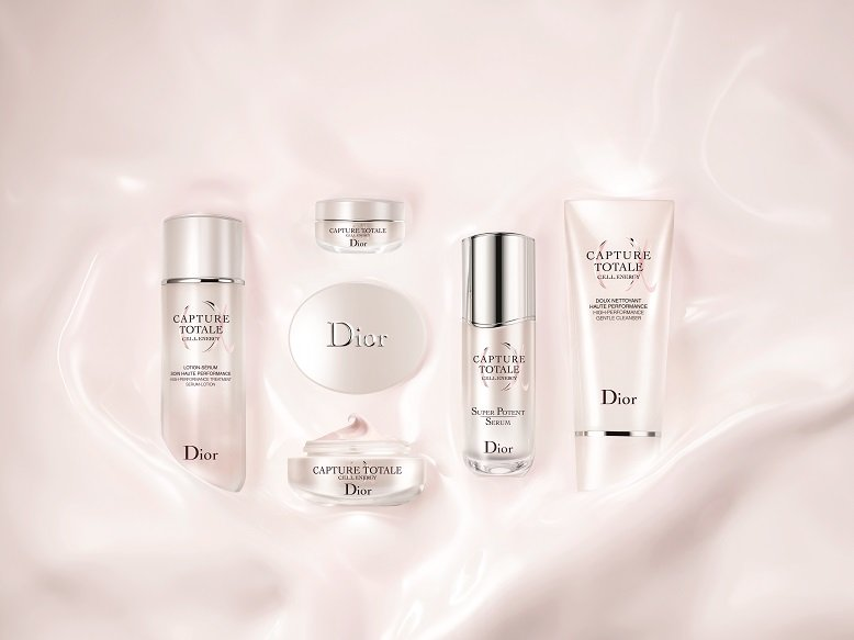 Dior Capture Totale C.E.L.L. Energy Range