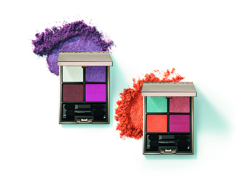 These Lunasol Eye Coloration Palettes are part of our style and beauty picks this August 2019