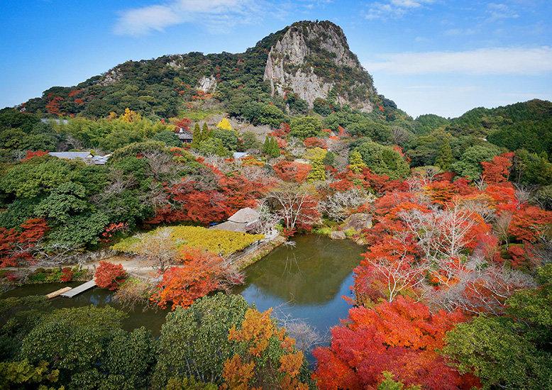 Mifuneyama during autumn