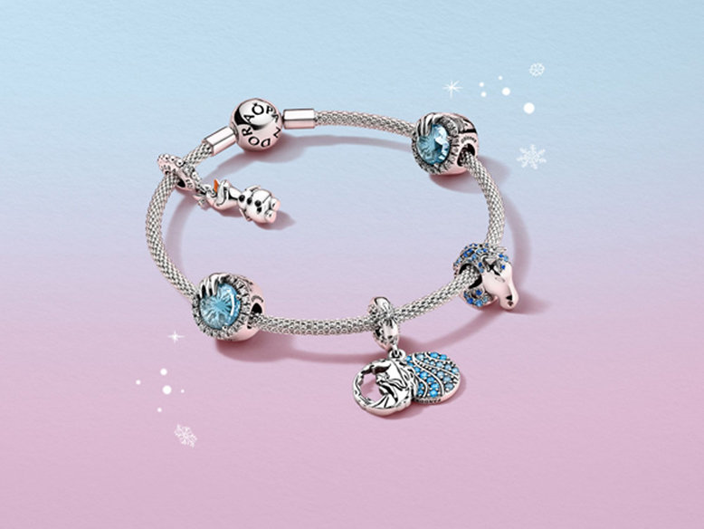 Disney x Pandora Frozen 2 Collection