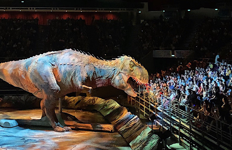 "Aside from the Singapore leg of theatre show ""Walking with Dinosaurs – The Live Experience"", you can watch London Fashion Week live."
