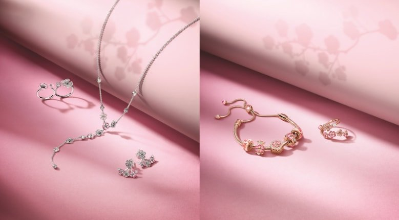 Insider Roundup - Pandora Peach Blossom Collection