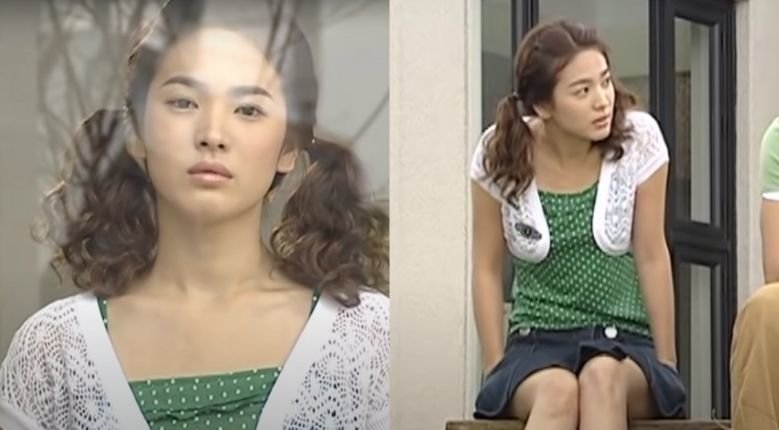Song Hye Kyo 'Full House' Fashion