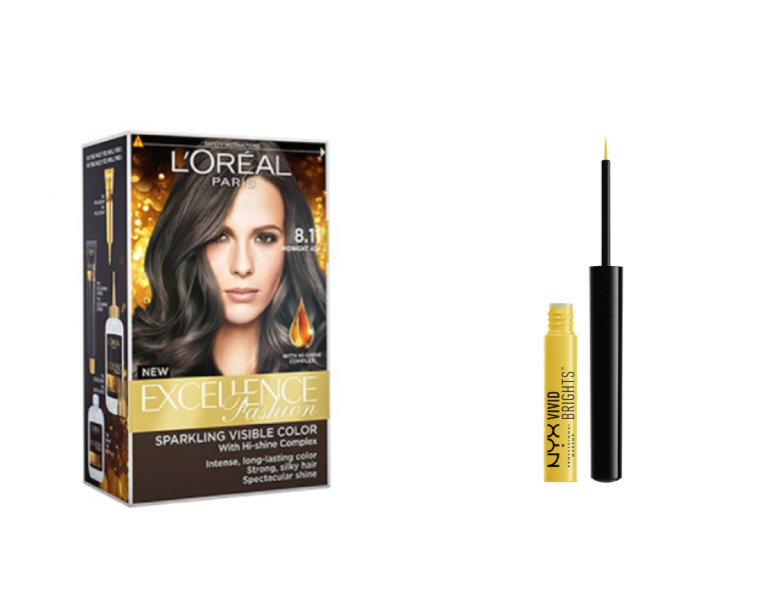 loreal paris permanent hair dye nxy cosmetics liner