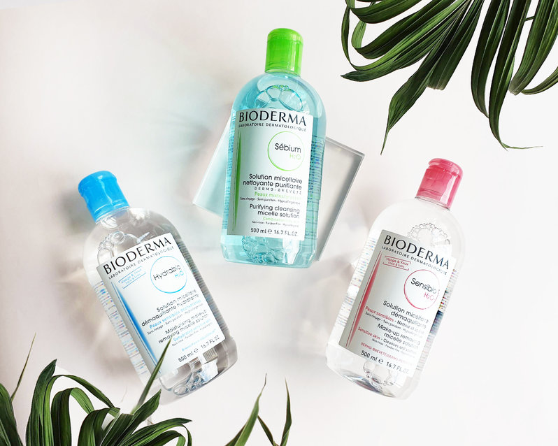 Go Extra On Self-Care With These Colourful Picks - Bioderma H2O Micellar Solution