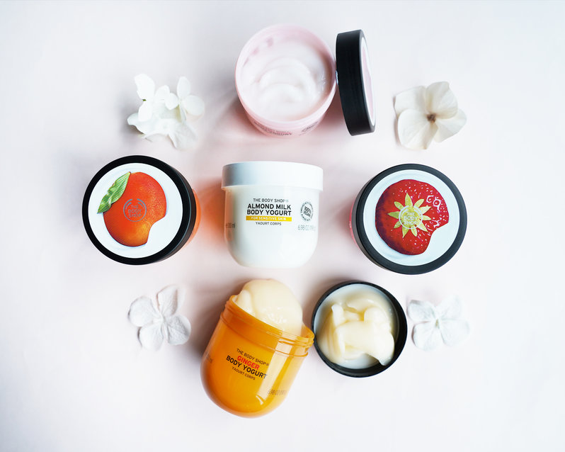 Go Extra On Self-Care With These Colourful Picks - The Body Shop Body Yogurts