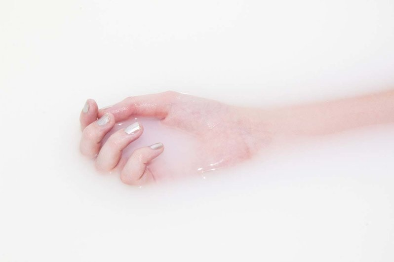 Go for a nail soak instead of a new mani