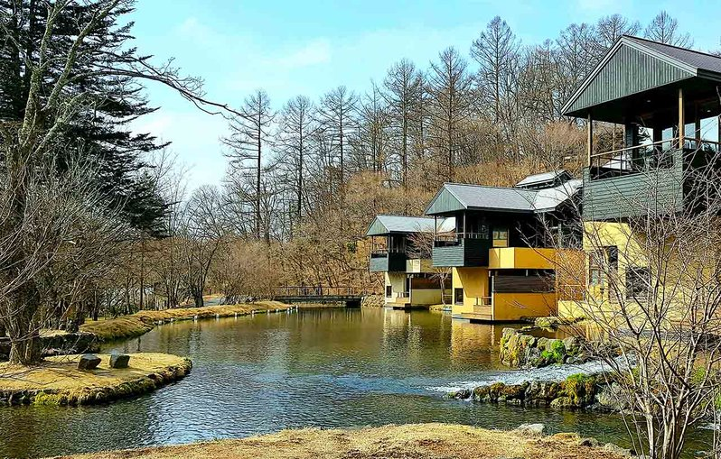 Hoshinoya Resort Villas