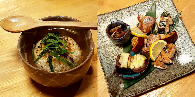More offerings from Izakaya Fukawari