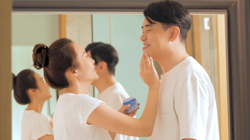 Marianne Tan and Jared Lee for LANEIGE