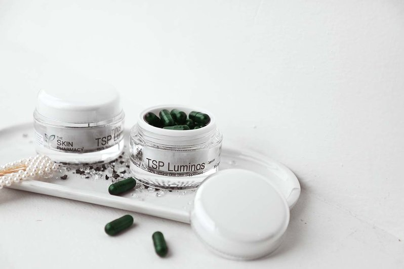 The Skin Pharmacy supplements