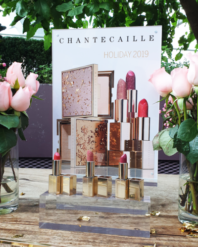 Chantecaille's 2019 Holiday Makeup Collection