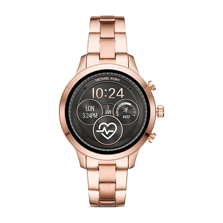 Michael Kors Access Runway Rose Gold