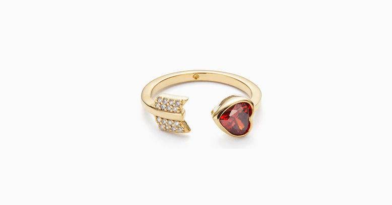 Kate Spade Romantic Rocks Ring
