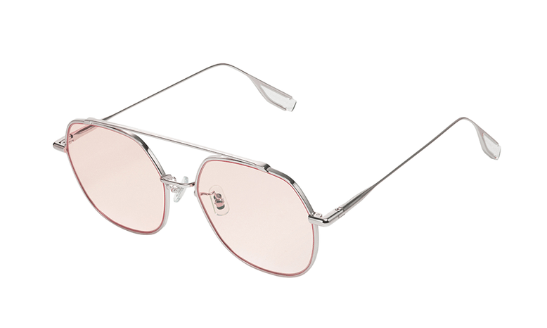 Pink Aviator Gentle Monster Sunglasses