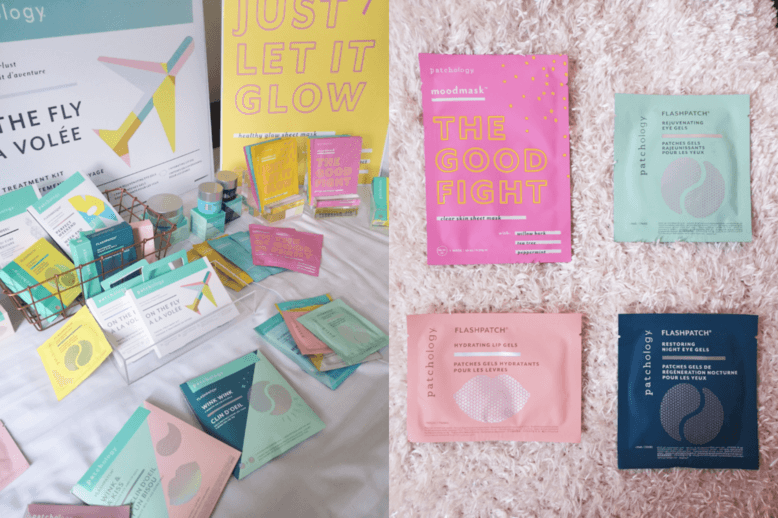 patchology sheet masks